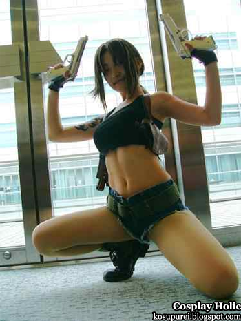 black lagoon cosplay - revy