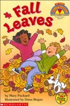 Fall leaves Easy Reader