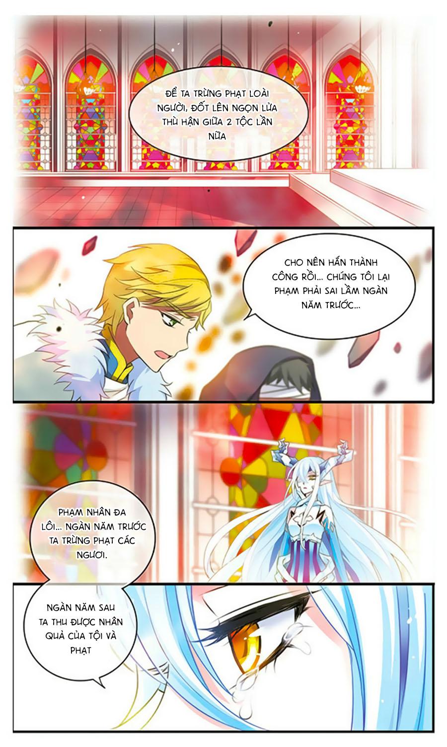 Cố Lên Nào, Đại Ma Vương! Chap 170 - Trang 11