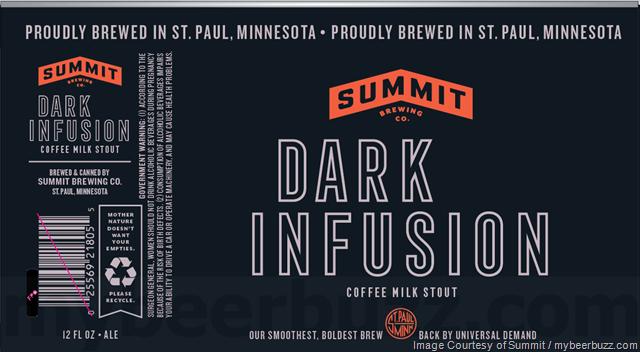 Summit Dark Infusion Returns In Nov