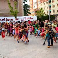 Festa infantil i taller balls tradicionals a Sant Llorenç  20-09-14 - IMG_4204.jpg