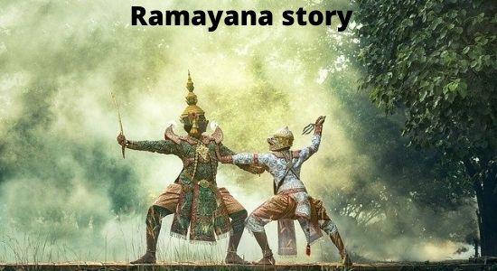 Ramayana story in hindi