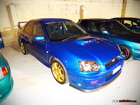 Blue Scooby