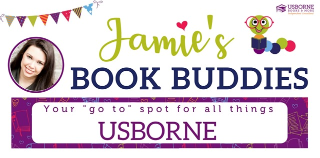 Usborne - Jamie's Book Buddies