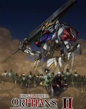Mobile Suit Gundam: Iron-Blooded Orphans Season 2