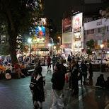 Amerikamura in Osaka, Osaka, Japan