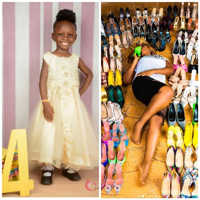 Madam President Clocks 4, As Linda Ikeji Also Marks 40th Birthday With 80 Pairs Of Shoes, 32 Designer Bags ~Omonaijablog