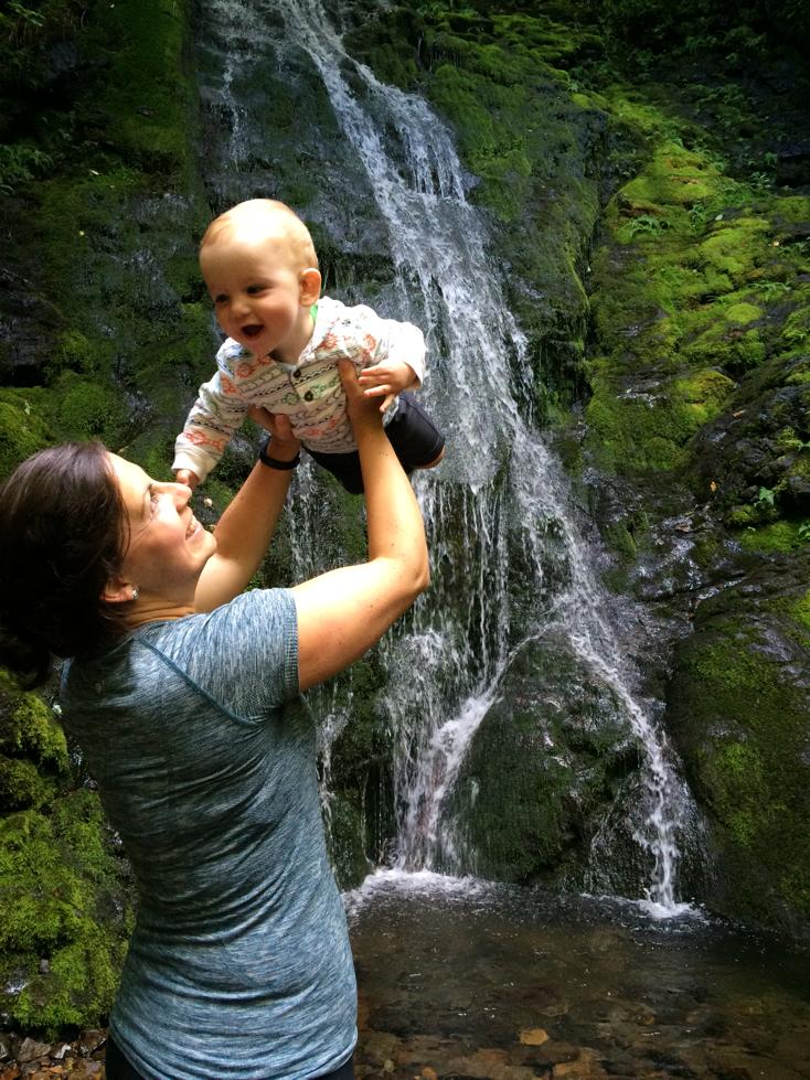 Kempt Road Waterfall