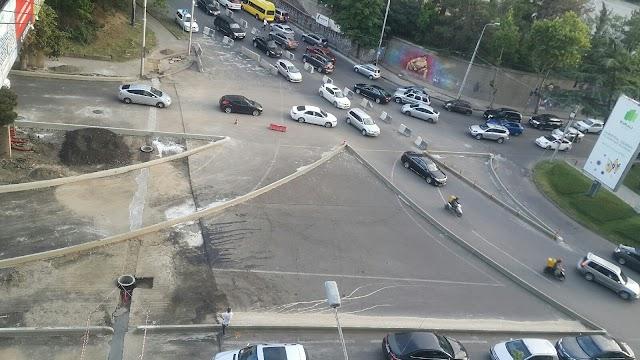 Автогол в транспортной системе Ваке