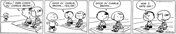 Peanuts Charles M. Schulz