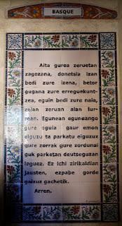 03-Carmel du Pater, le Notre Père en basque