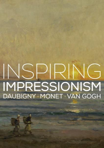 Inspiring impression web poster