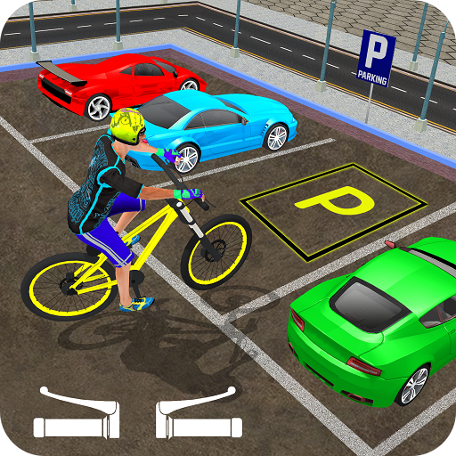 City Bicycle Parking: Parking Games New 2018 (game)