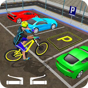 City Bicycle Parking: Parking Games New 2018