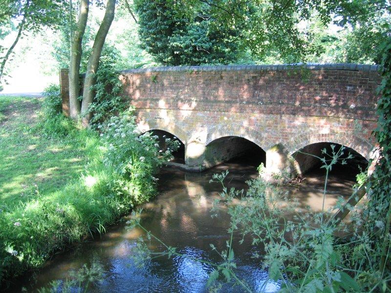 18 bridge over the wey