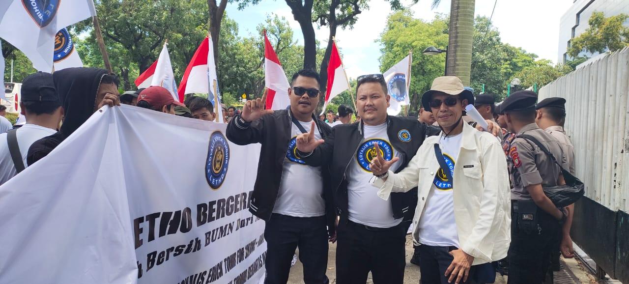 Letho Meminta Menteri BUMN Bereaksi Pro-aktif Dalam Penanggulangan COVID19