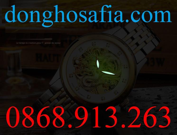 Đồng hồ nam cơ Aesop 9010 AS001