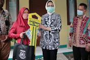 Walikota Tangsel Resmikan Program Bedah RUTLH Di Ciputat Timur