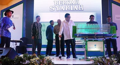 Apresiasi Nasabah iB Ar Rahman, Bank Kalsel Syariah Siapkan Undian Umrah