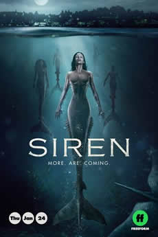 Capa Siren 2ª Temporada Torrent