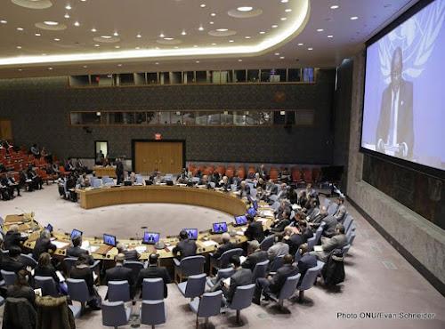 ONU : la RDC dans l'agenda d'une réunion au Conseil de sécurité