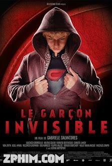 Chàng Trai Vô Hình - The Invisible Boy (2014) Poster