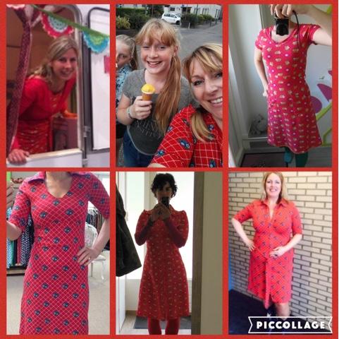 Tante 365 Of DressesRed Happy Betsy Days Monday NwOymn80vP