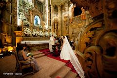 Foto 0917. Marcadores: 29/10/2011, Casamento Ana e Joao, Igreja, Igreja Sao Francisco de Paula, Rio de Janeiro