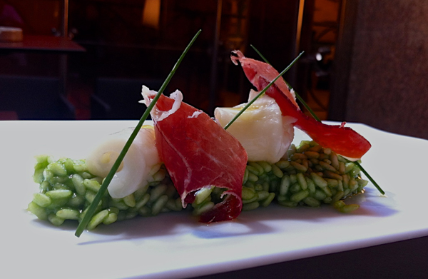 arroz con tripas de bacalao
