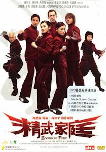 Gia Đình Tinh Võ - House Of Fury poster