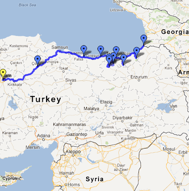 Itinerary of Eastern Black Sea Tour.png