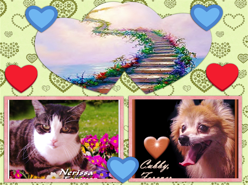 Nerissa and Cubby OTRB