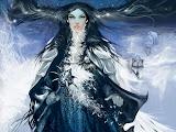 Mystical Sorceress Of Nature