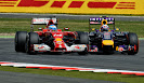Fernando Alonso (Ferrari) VS Sebastian Vettel (RB10)