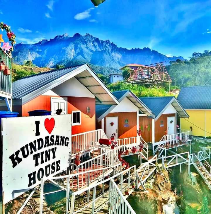 Kundasang Tiny House antara homestay paling best di Kundasang, Sabah.