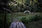 Our campsite for two nights at La Tigra