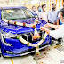 Mahindra XUV700 First Unit Rolled Out from Manufacturing Plant