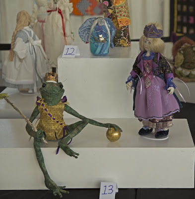 Jo Magaraci, The Frog Prince and the Princess with the Golden Ball