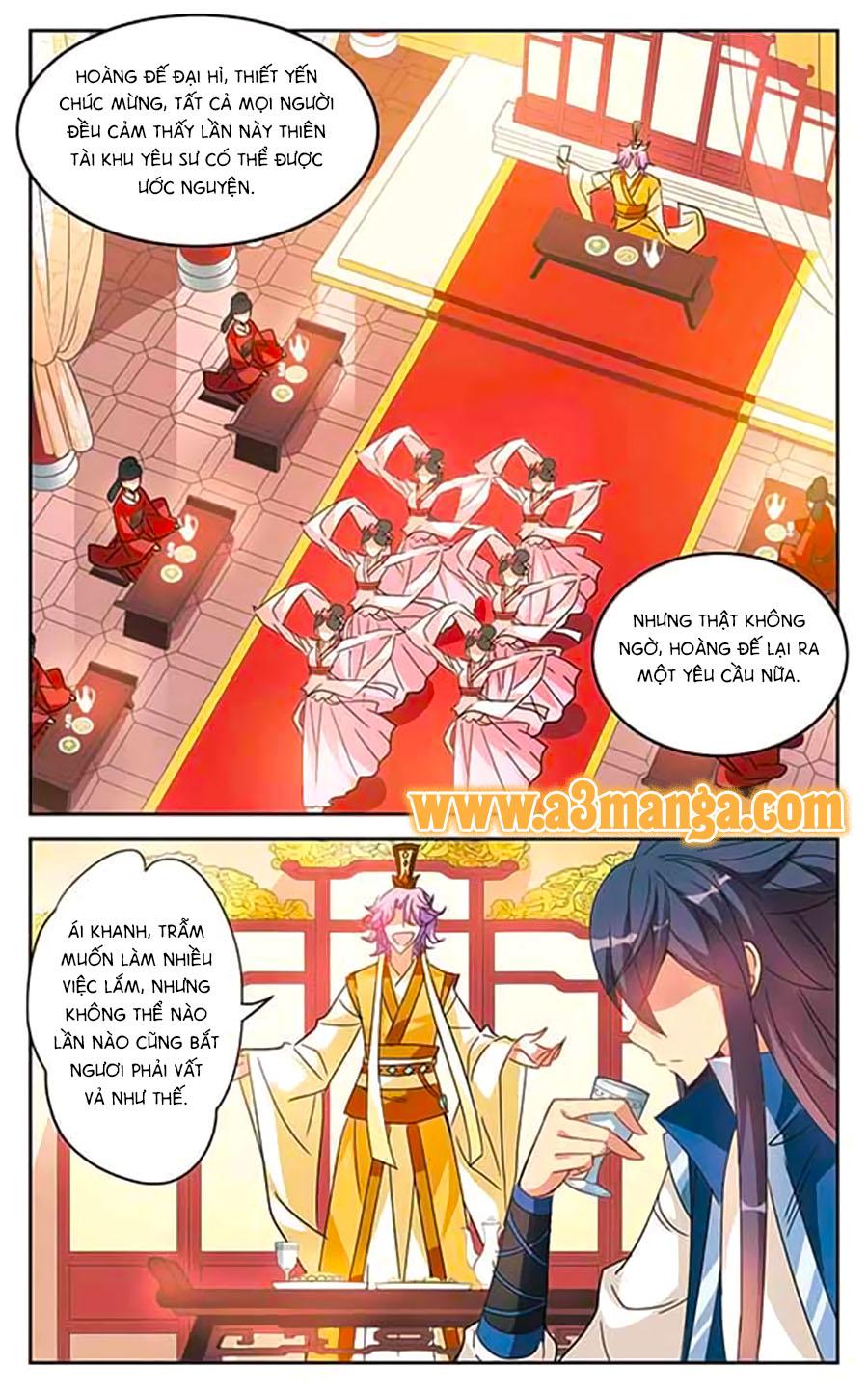 Tô Tịch Kỳ Quái Chap 50 - Trang 9