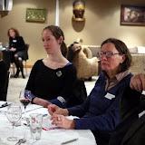 L to R: Melanie Dankel, Kirsten Rawlings, Janet Mackenzie and Charles Houen