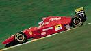 Michael Schumacher Ferrari 412T 1st test (1995)