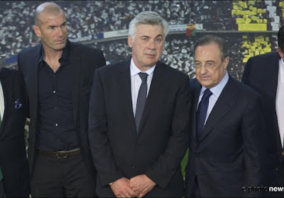 Ancelotti dans un myhtique club anglais ?