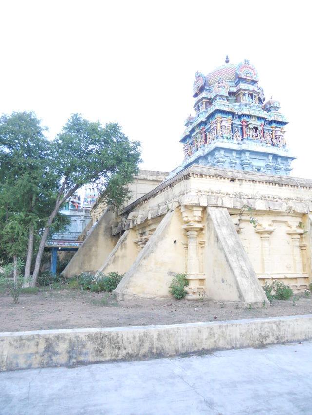 Sri Pasupatheeswarar Temple, Aavoor Pasupateeswaram, Papanasam - 275 Shiva Temples