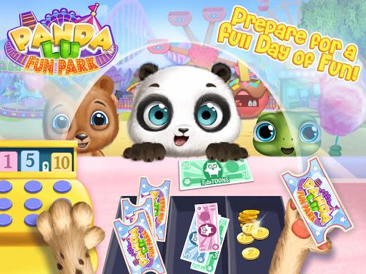 Panda Lu Fun Park - Carnival Rides & Pet Friends 1.0.45 screenshots 9