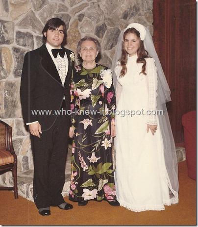 Loraine, Ron, Debi