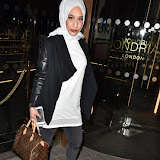 OIC - ENTSIMAGES.COM - Mariah Idrissi at the  Eating Happiness - VIP film screening in London 25th January 2015 Photo Mobis Photos/OIC 0203 174 1069