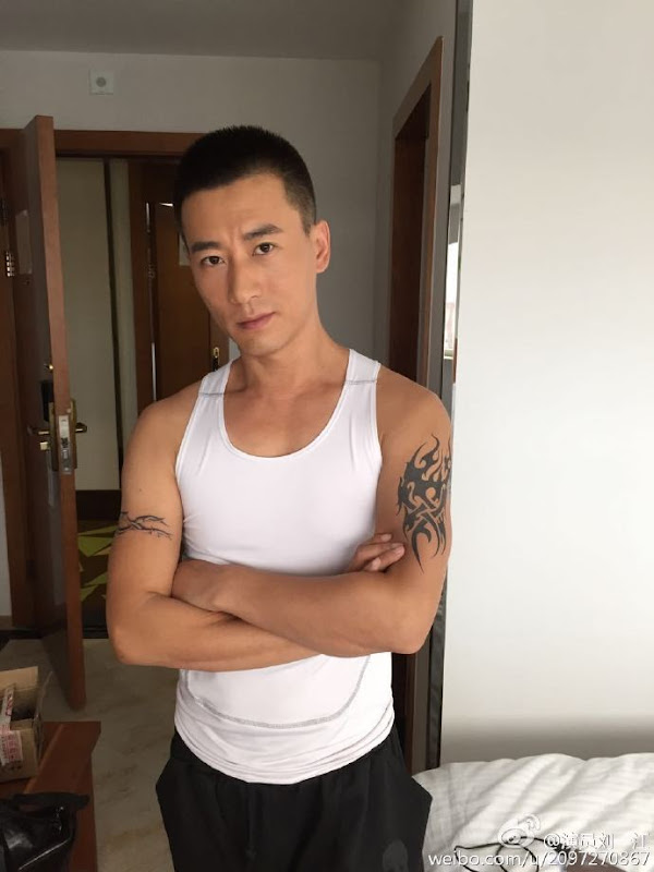 Liu Yijiang China Actor