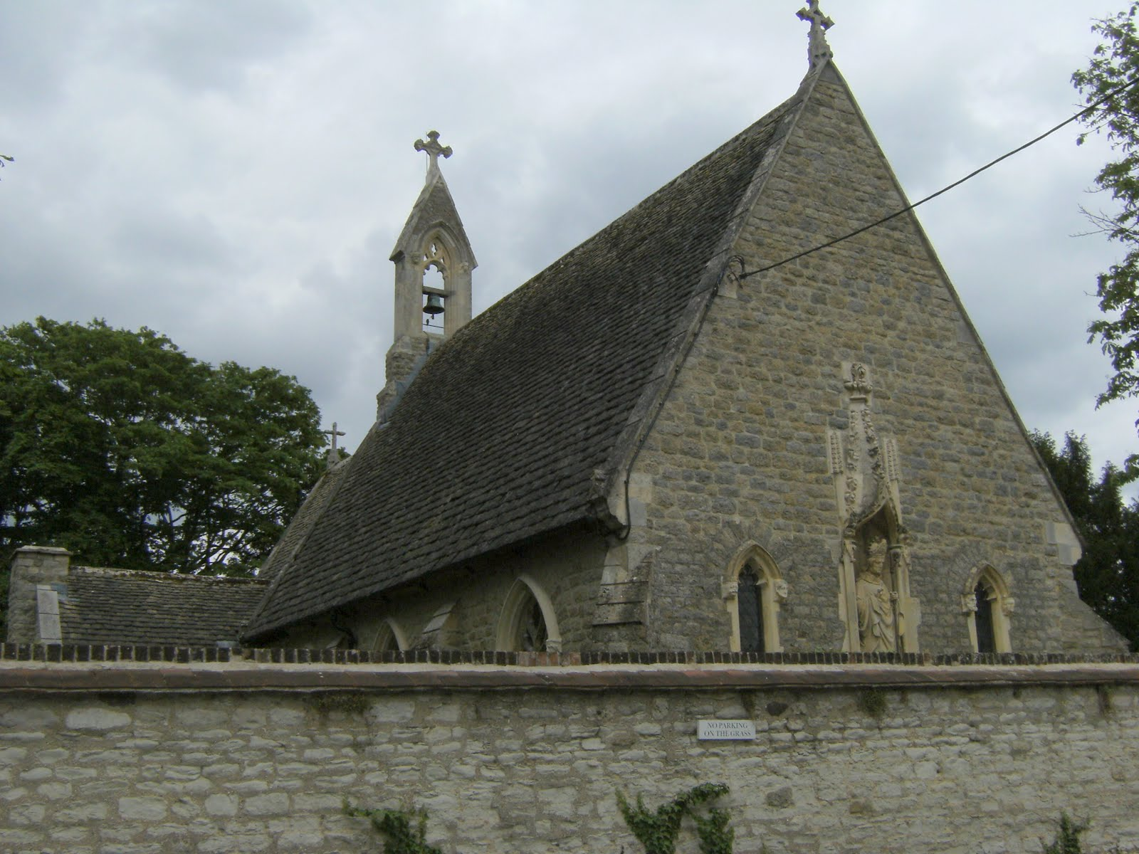 1006190018 Catholic Church, Dorchester-on-Thames