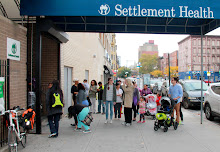 Revisiting our friends at Settlement health, this time with a quick tour
