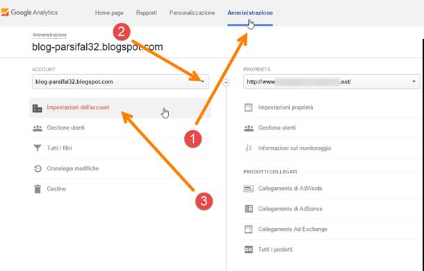 impostazioni-account-google-analytics